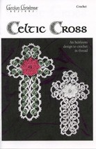 Celtic Cross Thread Crochet Carolyn Christmas Pattern NEW - 30 Days To Pay! - $8.07