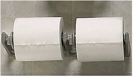 Palmer Fixture R421U Double-Roll Plastic Toilet... - $11.61