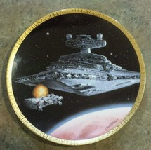 Star Wars Collector Plate Star Destroyer Space ... - $25.00
