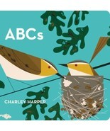 ABCs by Charley Harper (2008, Board Book) EUC - ₹350.10 INR