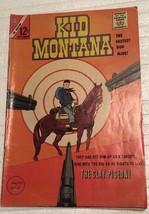 MONTANA KID #42 (1963) Charlton Comics western VG+ - $9.89