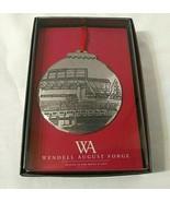 Cleveland Browns Football Stadium Ornament Metal Wendell August 2011 Jim... - $28.66