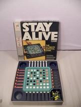1971 Vintage Stay Alive Milton Bradley 4105 Game - $24.95