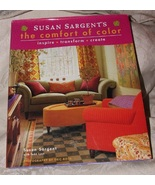 1994 First Susan Sargent's The Comfort of Color Inspire Transform Create... - $35.00