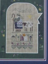 Adore christmas winter holiday cross stitch kit Shepherd's Bush - $20.00