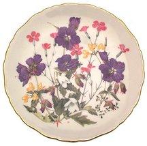 Bradford Exchange Royal Albert Meadow Pinks from Britains Wild Flowers by Jo Hag - $35.67