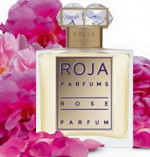 ROSE by ROJA DOVE 5ml Travel Spray PARFUM Geranium Ylang Cinnamon Perfume