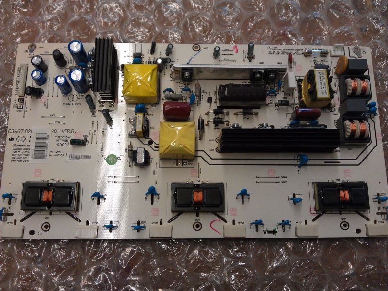 126682 Power Supply Board From Dynex DX-32L152A11 LCD TV