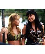 XENA WARRIOR PRINCESS & Gabrielle Lucy Lawless Renée O'Connor 8x10 PHOTO... - $12.00