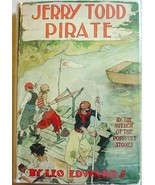 JERRY TODD PIRATE #8 Leo Edwards author of Popp... - $32.00