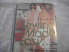 Sewing Made Easy Book - $10.00