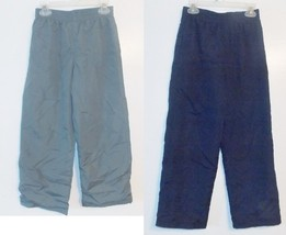 Faded Glory Boys Athletic Pants Gray or Blue Sizes 7 or 8 EUC - $9.99