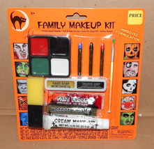 Halloween Family Makeup Kit Blood Grease Flesh Cream Tooth Out Safety Te... - €5,34 EUR