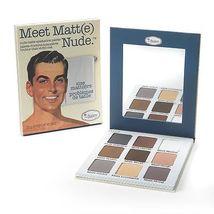 the Balm Meet Matt(e) Nude Eye Shadow Palette - $38.00