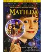 Matilda (Special Edition) [DVD] - $3.96