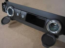 2007-2013 Tahoe Sierra OEM Dual Lighter Bezel w/ Accessory Buttons Contr... - $28.99
