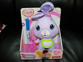 Fisher Price Doodle Bear Rabbit New Last One - $38.99