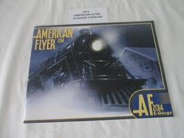 American Flyer 2014 S-Gauge Catalog NM Condition - $6.50