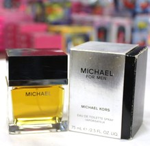 Michael by Michael Kors Men, Vintage Fragrance, 2.5 fl.oz / 75 ml EDT Spray - $64.98