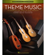 Theme Music For 3 Or More Ukuleles Songbook/Mov... - $8.99