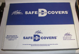 "The St. John Companies Safe-D-Covers Cassette Cover Xray, 24"" x 18"", 100... - $22.00"