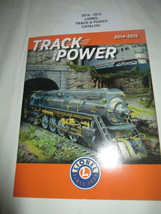 Lionel 2014-2015 Track & Power Catalog NM Condition - $6.50