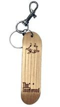 Neu Good Wood New York Die Goodwood Godfather 10.2cm Holz Skateboard Key... - £6.47 GBP