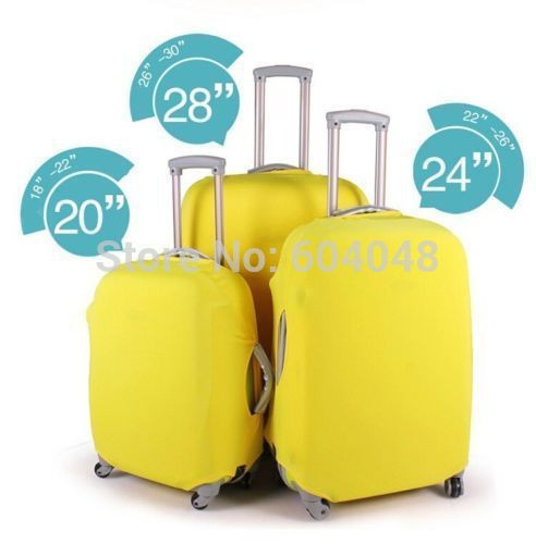 Primary image for Luggage Protective Cover 20/24/28 inch Cover /Elastic Dust-proof