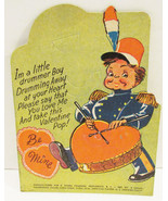 E. ROSEN VALENTINE LOLLIPOP HOLDER CARD MAESTRO... - $11.99