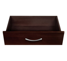 SolidWoodClosets.com DR8CHY Cherry Solid Wood C... - $58.99