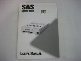 Areca ARC-8020 SAS Expander Module USER's MANUA... - $7.20