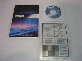Tyan Thunder h2000M S3992-E Motherboard User's ... - $10.80