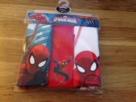 Marvel Comics The Ultimate Spider-Man Multi-Color Baby Underwear 3 Boys ... - $9.20