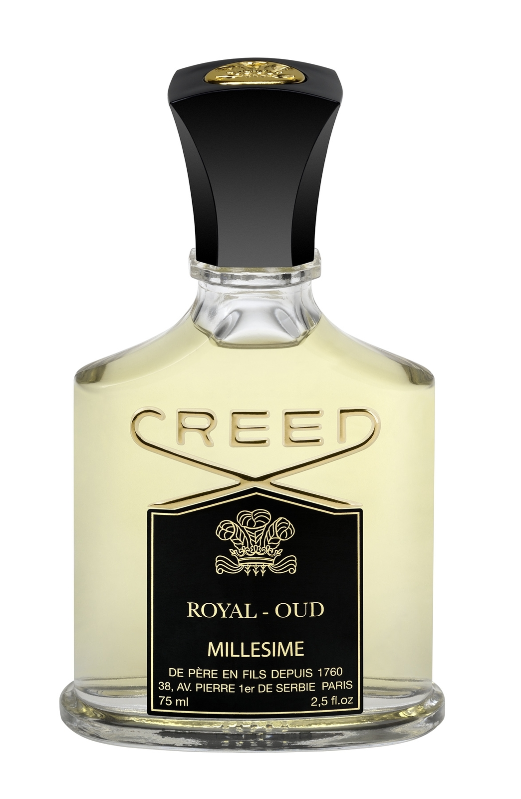 ROYAL OUD by CREED 5ml TRAVEL SPRAY Indian Aoud Galbanum Cedar Musk Perfume