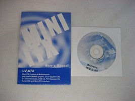 Global American LV-672 User's Manual and Driver... - $8.60