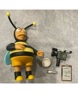 Simpsons Bumblebee Man World of Springfield Interactive Figure with Access - $18.76