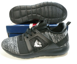RBX LIVE LIFE ACTIVE TRAINER SPORTS SNEAKERS MEN SHOES GREY/BLACK SIZE 9... - $59.39