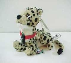 1999 Coke Coca-Cola Heeta the Cheetah from Namibia International Bean Bag - $4.99