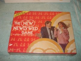 VINTAGE 1986 THE NEW NEWLYWED GAME FACTORY SEALED SEE READ MORE - $19.49