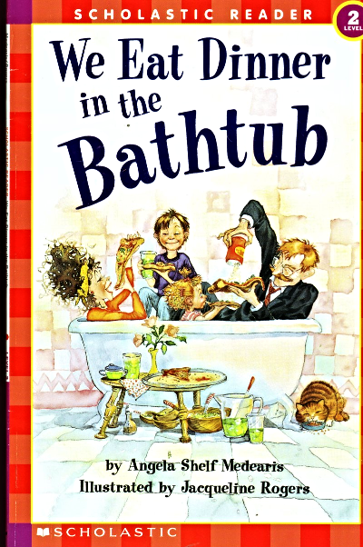 We Eat Dinner In The Bathtub by Angela Shelf Medearis