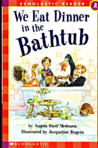 We Eat Dinner In The Bathtub by Angela Shelf Medearis  - $3.50