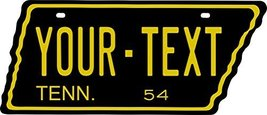 Tennessee 1954 Personalized Tag Vehicle Car Auto License Plate - $19.95