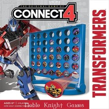 USAOpoly Boardgame Connect 4 - Transformers Edition Box SW - $23.75