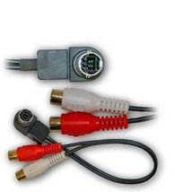 RCA Cable to JVC Jlink KD-R310 KD-R600 KD-R610 KD-R618 KD-R800 KD-R900 K... - $8.73