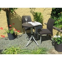 Outdoor Patio Garden Furniture Bistro Set. - $149.60
