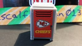NFL TEENYMATES KANAS CITY CHIEFS LOCKER RARE LIMITED!!! NONE ON EBAY!!! 2015 image 4