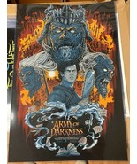 Army of Darkness VARIANT/125 Poster Print 24x36 by Gary Pullin from Grey... - $94.95