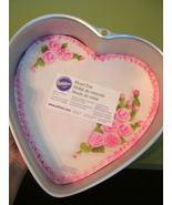 Wilton Aluminum Heart Pan ~ NWT - $6.99