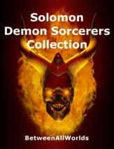Ent Solomon's Sorcerer Collection 9,000 Demons & Wealth 3rd Eye Spell - $149.55