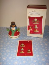 Hallmark 2003 Snowman Surprise Ornament - $10.49